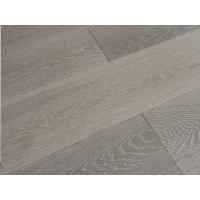 Wholesale White Oak Engineered Wood Flooring, brushed, UV lacquer, Australian popular color stain from china suppliers