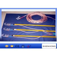 Wholesale Electrician High Voltage Portable Earthing Equipment 220KV With Ground Clamp from china suppliers