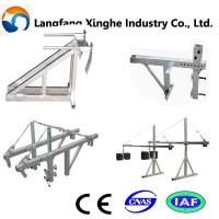 Wholesale zlp suspended access platform / working cradle/lifting gondola for building painting from china suppliers