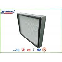 Wholesale Industrial Air Conditioning Hepa Air Filters Aluminum Frame Room Air Filter from china suppliers