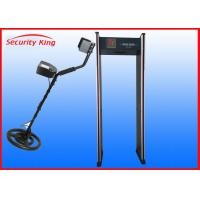 Wholesale Program Self - Diagnostic 6 Zones Walk Through Metal Detector Or Private Buildings XST-A2 from china suppliers