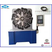 Wholesale Computerized Cam Rotation CNC Spring Making Machine 3 - 4 Axis For Wave Spring from china suppliers