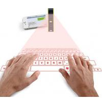 Wholesale Portable Mini Bluetooth Projection Laser Keyboard with Mouse function from china suppliers