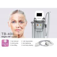 Wholesale Multifunction ND Yag + SHR E-light IPL RF Machine For Hair / Wrinkle / Tattoo Removal from china suppliers