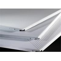 Wholesale Building Material Acoustic Aluminium Ceiling Tiles SGS False Ceiling Tiles from china suppliers