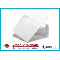 Wholesale Kitchen Dry Disposable Wipes Rolls / Dry Cleaning Wipes For Fabric from china suppliers