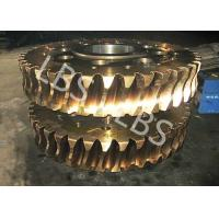 Wholesale Brass/ Alloy Steels Aluminum Double Helical Gear For Transmission from china suppliers