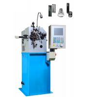 Wholesale High Accurate Used Spring Coiling Machine , 2 Axis Control Wire Forming Equipment from china suppliers
