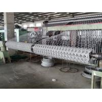 Wholesale Heavy Duty Galvanised Gabion Machine Wire Mesh Hexagonal 4300mm Width from china suppliers