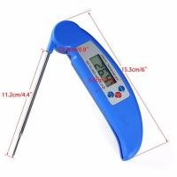 Quality Instant Digital Read Food Grade Probe Thermometer Cooking Meat Kitchen BBQ for sale