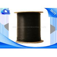 Wholesale Armored Multimode Indoor Outdoor Fiber Optic Cable Simplex / Duplex For FTTH from china suppliers