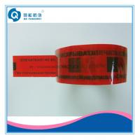 Wholesale Colored Tamper Evident Tape from china suppliers