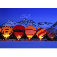 Wholesale 18m Hot Air Inflatable Advertising Balloons Durable Fireproof For 4 Peoples from china suppliers