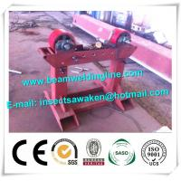 Wholesale Conventional Pipe Welding Rotator , Welding Column Boom Pipe Welding Turning Rollers from china suppliers
