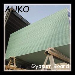 Wholesale Regular Gypsum Boards, Fireproof  Gypsum Boards, Waterproof Gypsum Boards from china suppliers