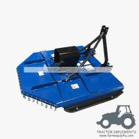 Wholesale 6TMD - Tractor Topper Mower with 3point linkage mounted 6feet from china suppliers