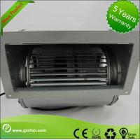 Quality Single Inlet Centrifugal Fan Blower , Forward Curved Centrifugal Ventilation Fans for sale