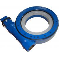 China Heavy Duty HSE Series Slewing Ring Bearing Worm Drive For Crane Machinery or Solar Tracker on sale