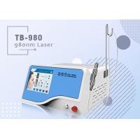 Quality 30W Portable 980 nm Diode Laser Machine for Red Blood Removal Touch Screen for sale
