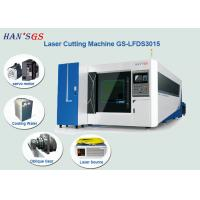 Wholesale Aluminium 2000w Fiber Laser Metal Cutting Machines Using Us Operation Software from china suppliers