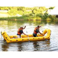 Wholesale Portable Lightweight PVC Inflatable Rescue Boat For Firefighting from china suppliers