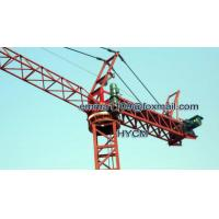 Wholesale 6mts Boom Mini Inner Climbing Tower Crane 1Tons Load 380V/60Hz Power from china suppliers