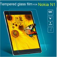 Quality Tablet PC 9h 0.33mm Tempered glass screen protector film for sale