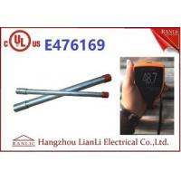 "Wholesale UL Listed Steel IMC Electrical Conduit 3"" With Coupling 10 Feet Length from china suppliers"