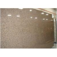 Wholesale Custom Tropical Brown Granite Floor And Wall Tiles CE Certification from china suppliers