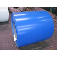 Wholesale Blue ASTM A653 PPGI Prepainted Galvanized Steel Coil For Roof 0.15 - 2.0mm Thickness from china suppliers