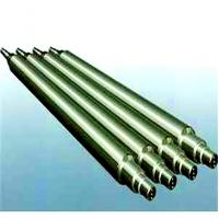 Wholesale Gr15 / H13 / 9Cr2 Galvanized Steel Straightening Rollers  Metal Bar Roller  HRC 52 - 60 from china suppliers