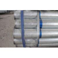 Wholesale 3MM Galvanized Pipe Structural Steel Sections GI Pipe For Pipelind from china suppliers