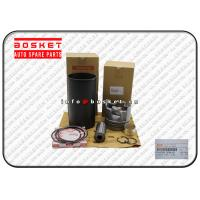 Wholesale 1878115940 1-87811594-0 Engine Cylinder Isuzu Liner Set Suitable for ISUZU 6RB1 from china suppliers