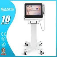 Wholesale portable hifu machine high intensity focused ultrasound hifu for wrinkle removal face lift from china suppliers