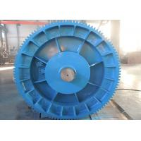 Quality LBS Brand Crane and Lifting Drum Designed for Multilayer Spooling for sale