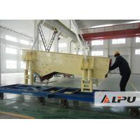 Wholesale Large Capacity Stone Feeding Machine Vibratory Feeder In Quarry , Mining from china suppliers