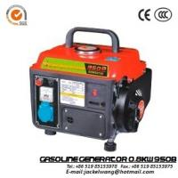 Wholesale GJ950b 50 / 60 (HZ) 0.8kw Recoil Starter Gasoline Powered Generator from china suppliers