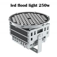 Wholesale White CE FCC ROHS Outdoor LED Flood Lights Fixture High Lumen 250W from china suppliers