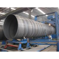 Wholesale High Quality API 5L SSAW spiral steel pipe from china suppliers