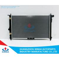 Wholesale Natural Aluminum Water Cool Auto Radiator For Daewoo Nubria / Leganza Oem 96351103 from china suppliers