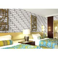 Wholesale Interior 3D Design Wall Claddings TV Background Wallpaper Home Decor Wall Decals from china suppliers