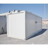 Wholesale Prefabricated Container House / Prefabricated Steel Buildings With Toilet Easy Install from china suppliers