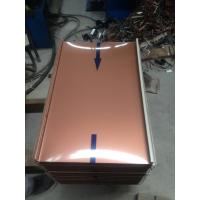 Wholesale Corrosion resistant Aluminum Alloy Sheet / Plate for airport 0.8mm -1.2mm from china suppliers