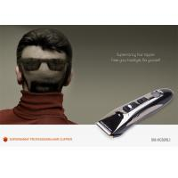Wholesale Battery Powered Ultra Quiet And Powerful Barber Shop Hair Clippers For Men from china suppliers