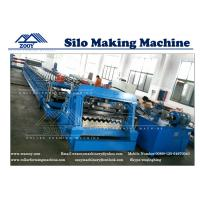 Wholesale Grain Storage Bin Roll Former Machine machine For 2.0mm - 4.0mm Carbon Steel from china suppliers