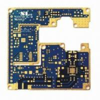 Buy cheap 4 Layers PCB with Blind Via for Interphone from wholesalers