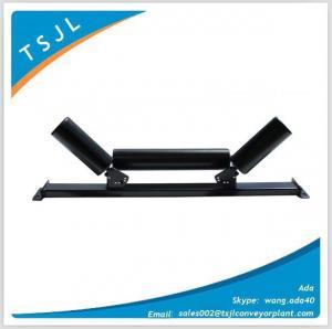 Wholesale Belt conveyor return idler set/roller bracket from china suppliers