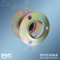 Wholesale Pressed / Stamped Steel Pillow Block Bearings With Locking Collar SAPF207 UEPF207 from china suppliers