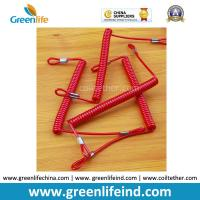 Wholesale Greenlife Factory Produce Mass Red Sprial Ripcord in Different CustomSizes from china suppliers