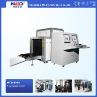 Wholesale X Ray Baggage Scanning with 43mm Penetration Size 80*65cm from china suppliers